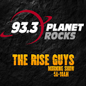 93.3 The Planet icon
