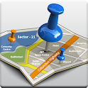 Location Finder / Place Finder icon