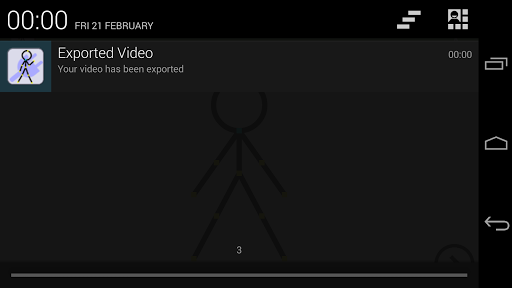 Stickfigure Animator Video screenshot