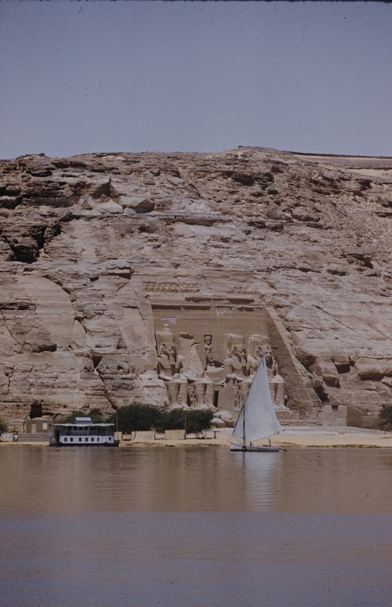 Upper Egypt And Nubian Monuments And High Dam