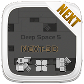 Deep Space Next Launcher Theme