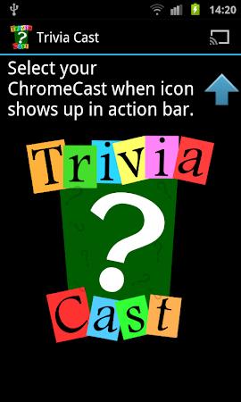 Trivia Cast for Chromecast 1.5 screenshot 1231839