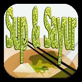Resep Sup & Sayur