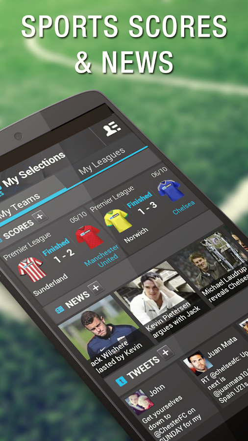365Scores: Sports live scores - screenshot