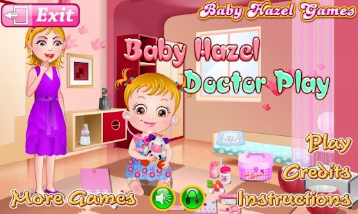 Baby Hazel Doctor Play- screenshot thumbnail