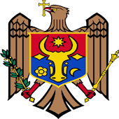 Moldova Coat Arms LWP 3D