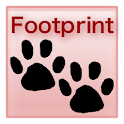 Footprint LiveWallpaper icon