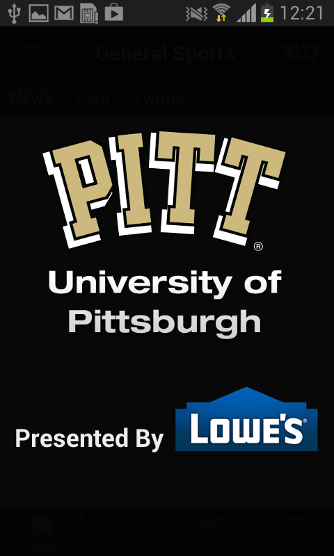 Pittsburgh Panthers - screenshot