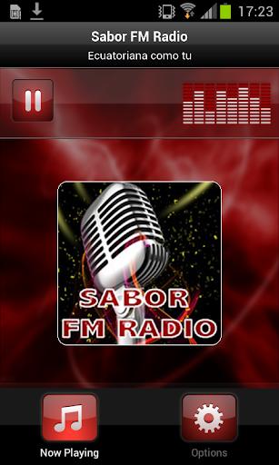 Sabor FM Radio