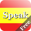 Speak Spanish Free icon