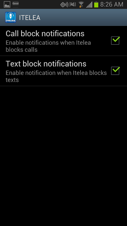 Block calls text sms android apps on google play block calls text sms screenshot ccuart Gallery