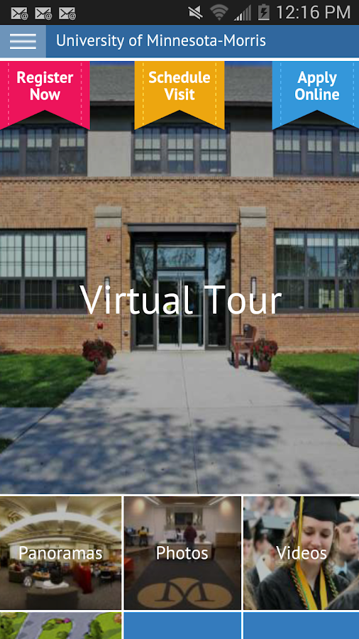 University Of Minnesota Morris Tours