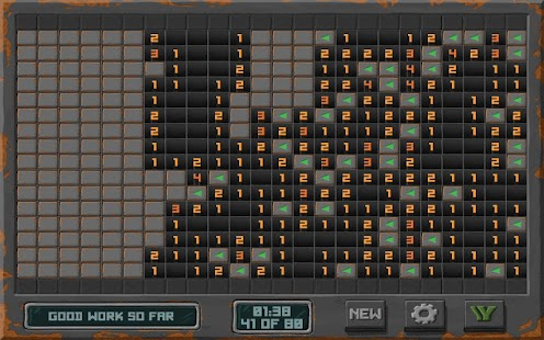 Simply Minesweeper - screenshot thumbnail