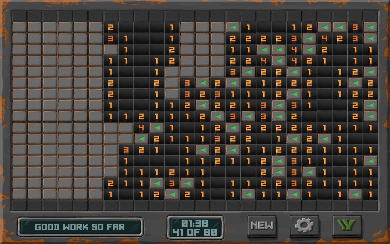 Simply Minesweeper - screenshot