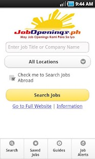 JobOpenings.ph- screenshot thumbnail