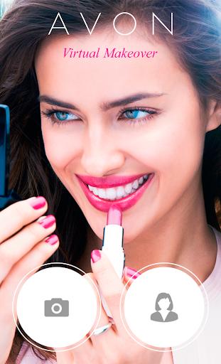Avon Virtual Makeover Tool
