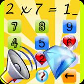 Multiplication Tables for Kids