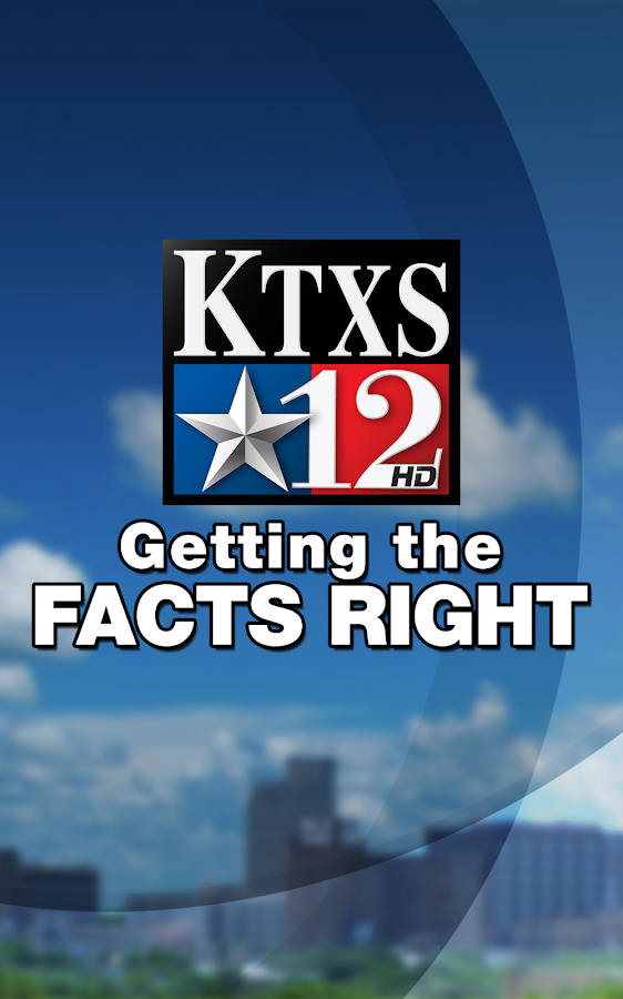 KTXS News: Earning Your Trust - screenshot