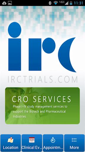 IRC Clinical Trials