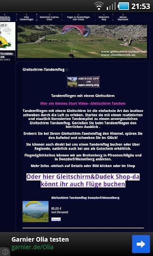 Gleitschirm-Tandem.Info
