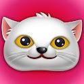 Talking Honey Cat logo