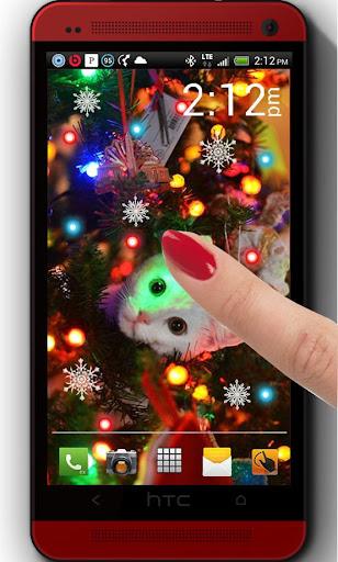 Christmas Tree Kitty LWP