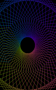 Hypnotic Pulsator - Lucid LWP - screenshot thumbnail