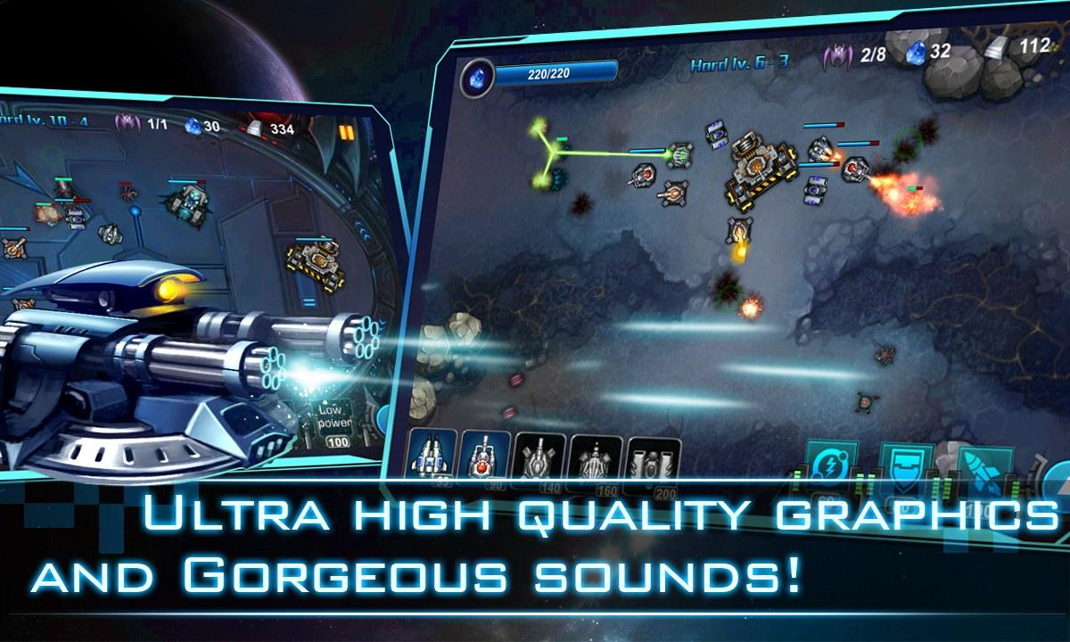 Galaxy Defense- screenshot