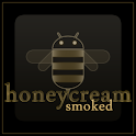 Honeycream Smoked Theme logo
