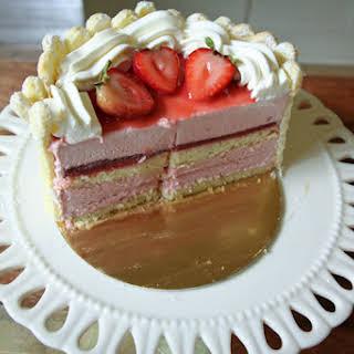 Strawberry Charlotte.
