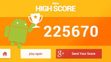 Screenshot of Android KitKat Challenge