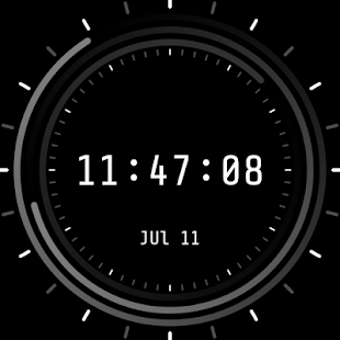 Chron Watch Face Screenshot 5