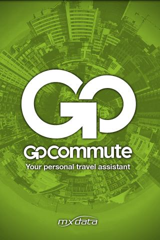 GoCommute - screenshot