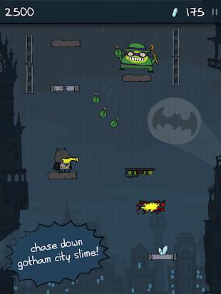 Doodle Jump DC Super Heroes- screenshot thumbnail