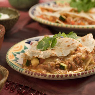 Sloppy Joe Turkey Quesadillas.