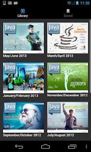 Java Magazine - screenshot thumbnail
