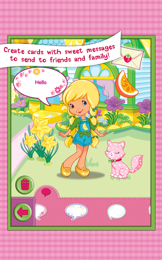 Strawberry Shortcake Dress Up Android Apps On Google Play