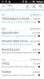 MailDroid Pro - screenshot thumbnail