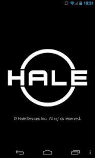 HALE Signal Protocol- screenshot thumbnail
