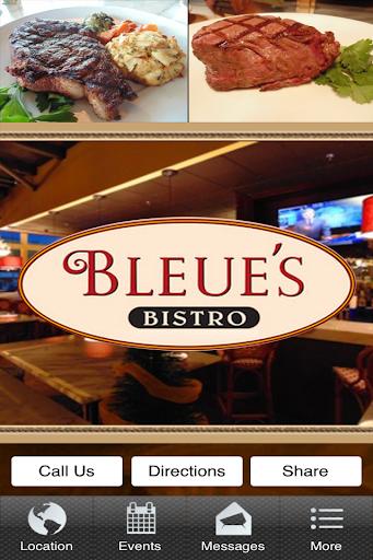 Bleue's Bistro