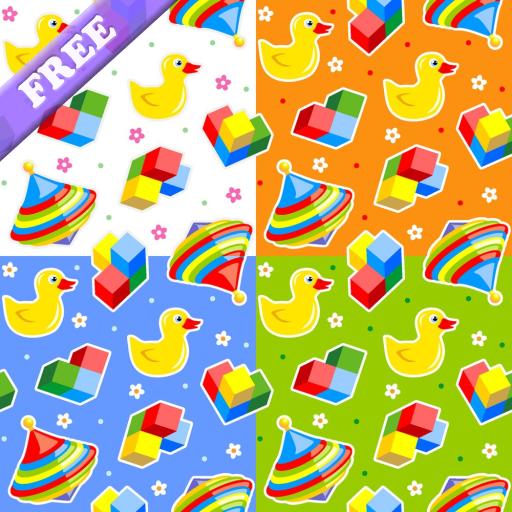 教育の幼児のためのおもちゃのパズル! LOGO-記事Game