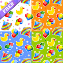 Toys Puzzles for Toddlers FREE icon