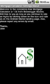 Mortgage Calculator Free Screenshot 5