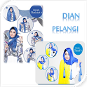 Tutorial Hijab Dian Pelangi icon