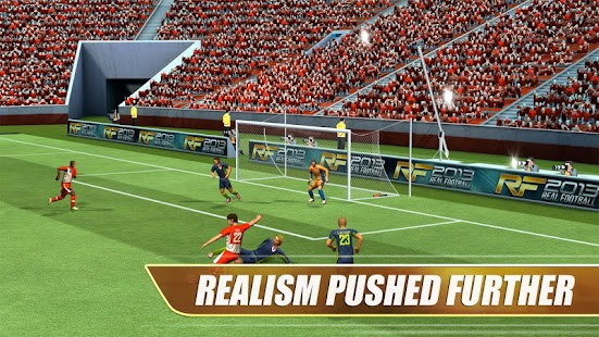 Real Soccer 2013 Screenshot 22