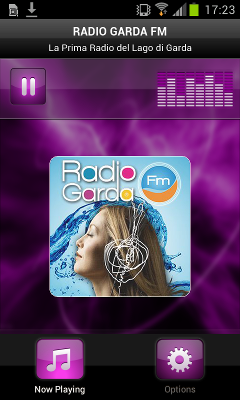 RADIO GARDA FM- screenshot
