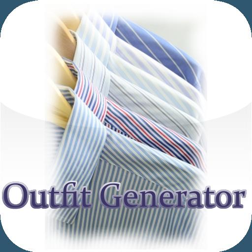 Outfit Generator LOGO-APP點子