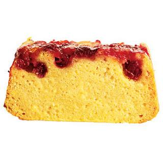 Kumquat-Cranberry Cornmeal Loaf.