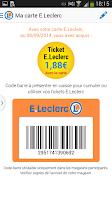 Screenshot of Prospectus - E.Leclerc