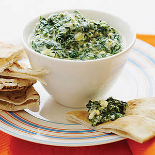 Greek Spinach Dip.